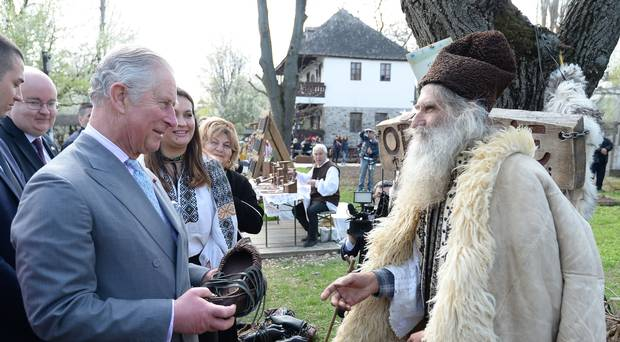 Charles offered new title as Prince of Transylvania
