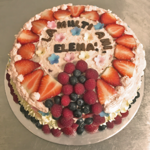 A birthday cake for a friend or a loved one? Order one now, we deliver in Cardiff!