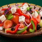 Greeks gave us salad, and we give salad to you, at Bitelicious Cardiff!